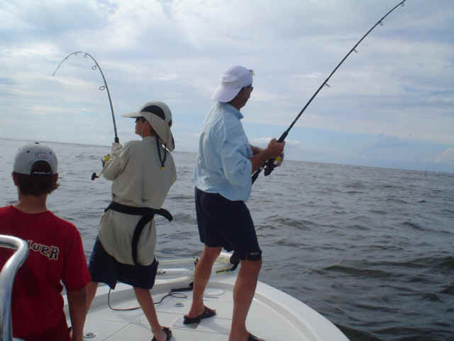 Tarpon On!