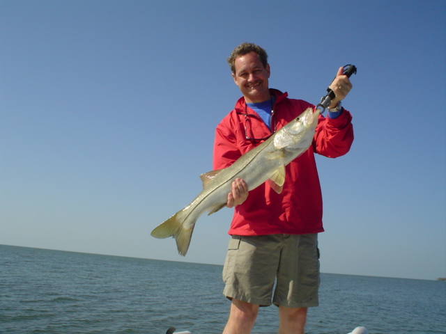 spring snook fishing near Marco Island