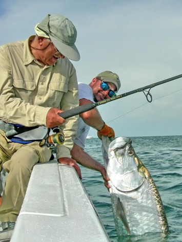 Boca Grande Pass and Charlotte Harbor Tarpon Fishing Charters
