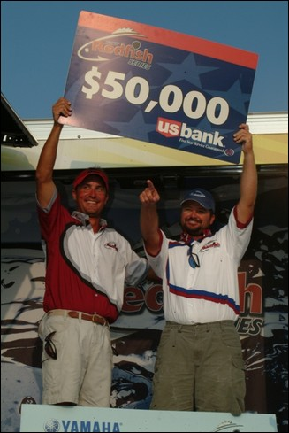 FLW Redfish Champions