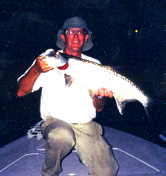 night tarpon fishing