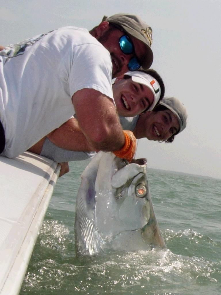 The BEST tarpon in Florida!