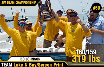 Professional Tarpon Tournament Series Champions