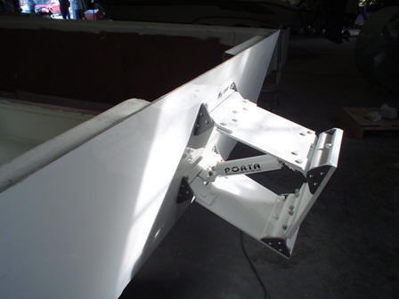 porta bracket for tarpon boat