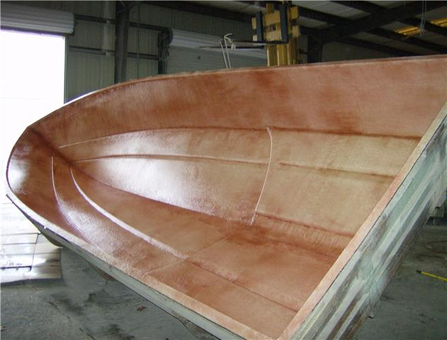 skin coat for tarpon fishing boat